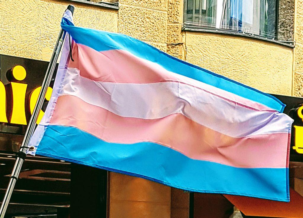 Trans-Flagge - © Pro Futurum GmbH