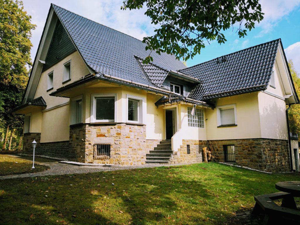 Die Villa in Wiehl - © Pro Futurum GmbH